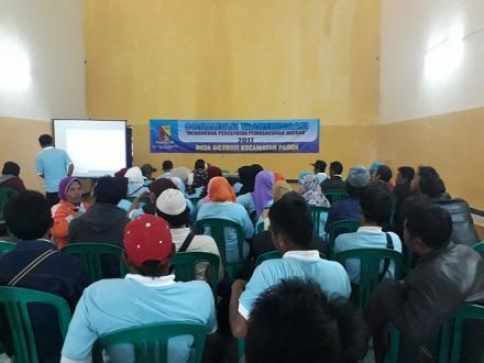 Rapat Sosialisasi Transmigrasi