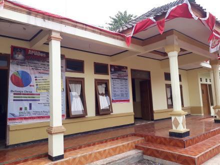 Album : Ikhtisar Realisasi APBDes 2017 Desa Drawati